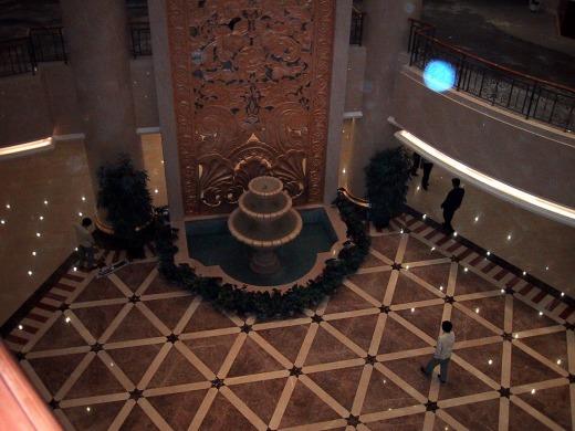 1日目 期待外れの五ッ星ホテル 北京新世紀飯店に到着