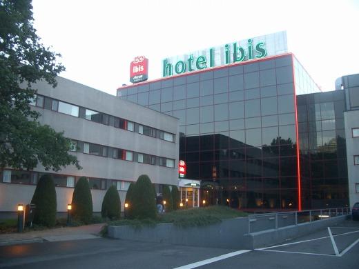 14日目 hotel ibisへ到着@オランダ