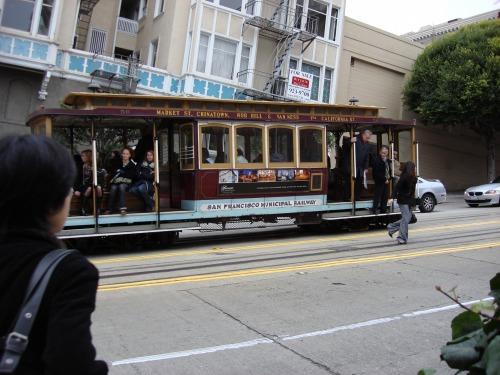 3日目 サンフランシスコ市内観光へ