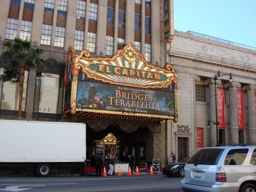 6日目 メトロでハリウッド チャイニーズシアター