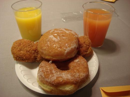 9日目 最後の朝食はいつも通りウィルシャーグランドホテルで
