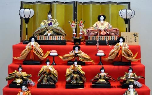 ひな祭り&雛人形 2009