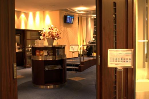 初めて羽田空港 第2ターミナル「エアポートラウンジ」へ行ってきました。