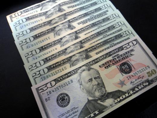 円から200米ドルへ換金しました。