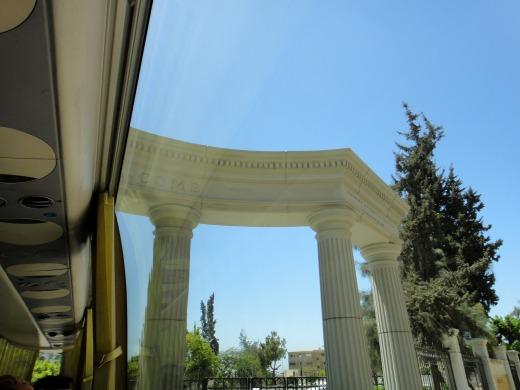 2日目 今回初の遺跡 コームッシュアーファーのカタコンベ@エジプト