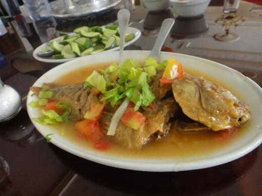 7日目 中華料理 エジプトツアー最後のランチ@カイロ