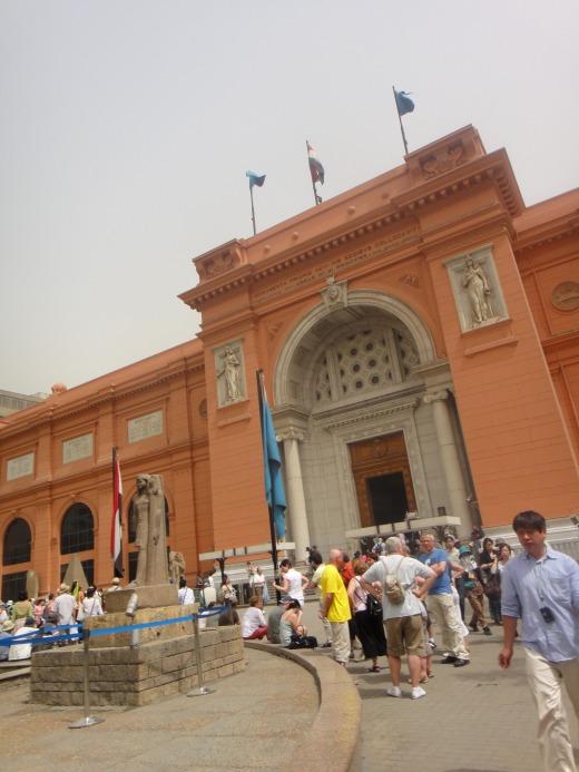 7日目 エジプト考古学博物館へ