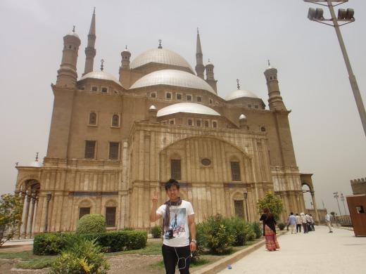 7日目 ガーマ・ムハンマド・アリ(モハメド・アリ・モスク)へ