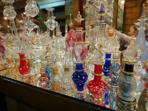 4日目 香水瓶 エジプトの名産品ツアー第3弾
