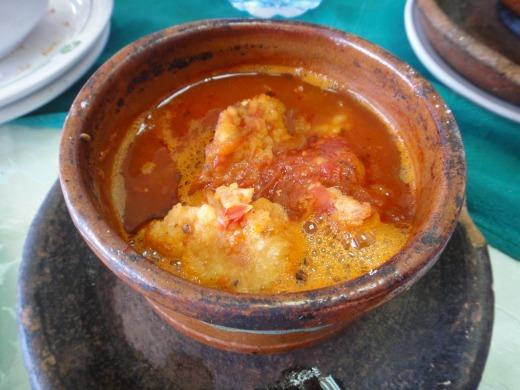 4日目 タジン料理 ランチ@アスワン SALAH ED-DIN
