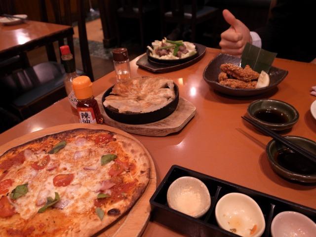 優待券を使いに居酒屋和民でお食事@青物横丁