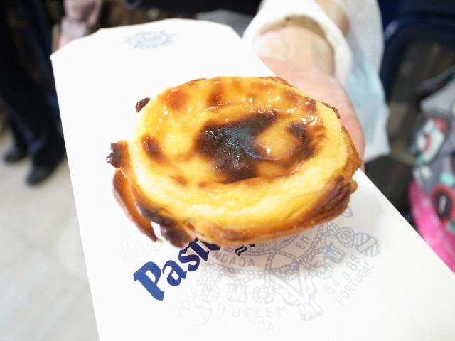 6日目 パステイス・デ・ベレン Pasteis de Belemで「エッグタルト」を食べました@リスボン