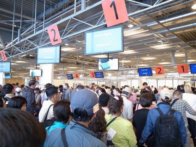 1日目 ヘルシンキ空港到着!フィンランド土産を買う