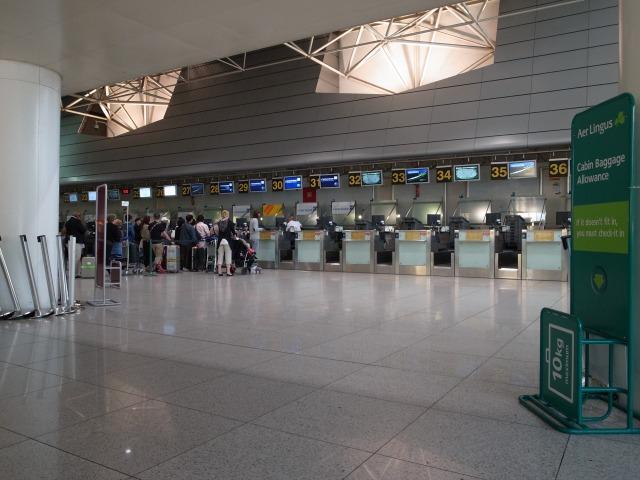 7日目 リスボンからヘルシンキ(フィンランド)へ@ポルテラ(リスボン)空港