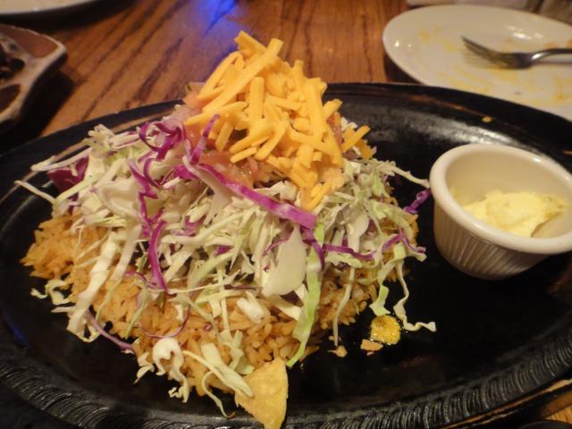 Zest Cantinaで「タコライス」を食べました@渋谷
