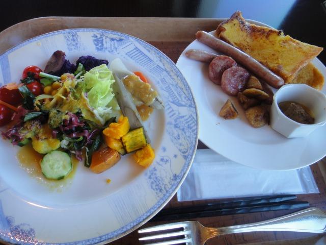 2日目 ベルデマール洋食バイキング@ホテル日航アリビラ
