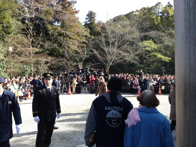 1日目 帰省し家族旅行 大阪駅から伊勢神宮へ