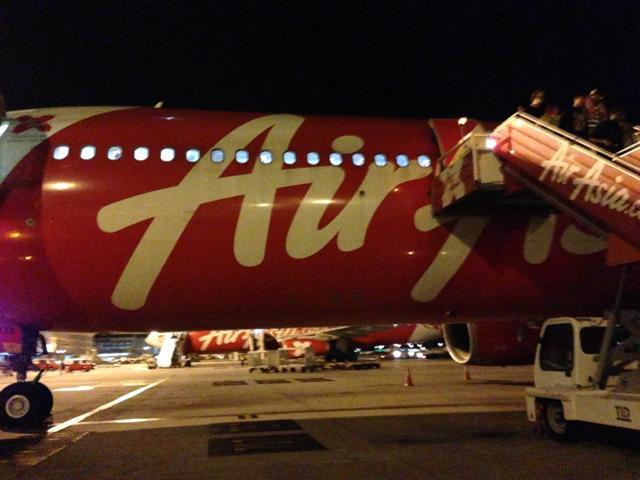 1日目 羽田空港からクアラルンプール空港(LCC)からデンバサール空港(バリ島)へ