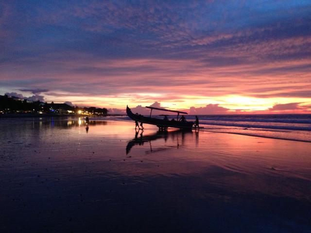 2日目 クタ散策とサンセット@バリ島