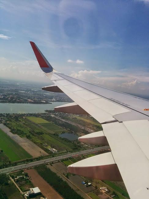 1日目 エアアジアでクアラルンプールへ羽田から出発!
