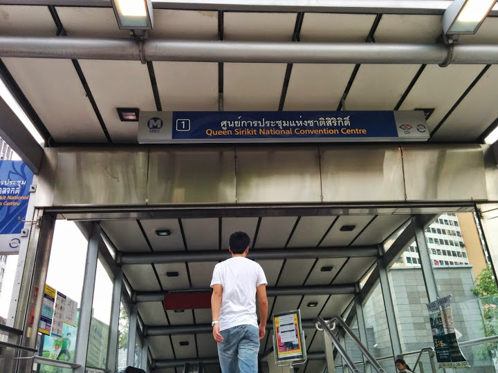 2日目 ウィークエンドマーケットへ@バンコク