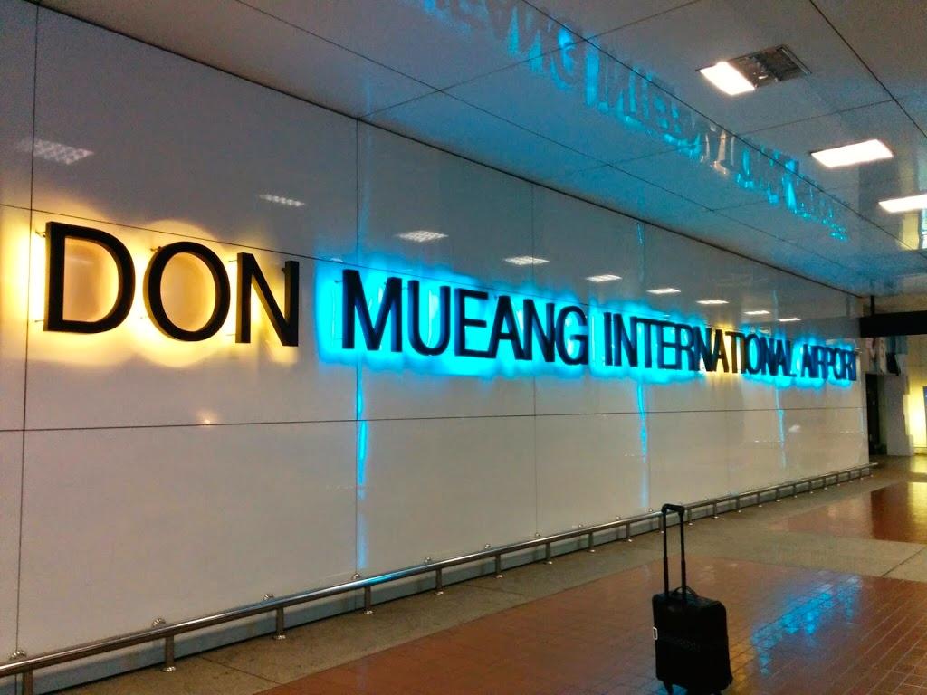 4日目 タイ最終日、早朝エアアジアでドンムアン空港(バンコク)からデンパサール空港(バリ島)までフライト