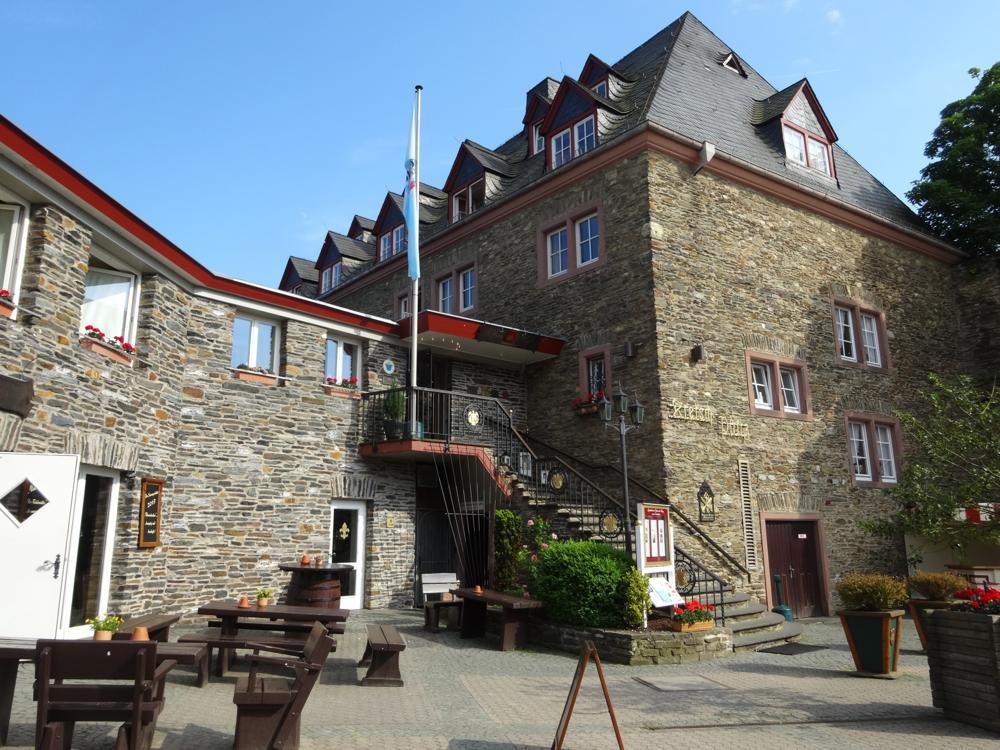 ドイツ 4日目 憧れの古城ホテルに宿泊