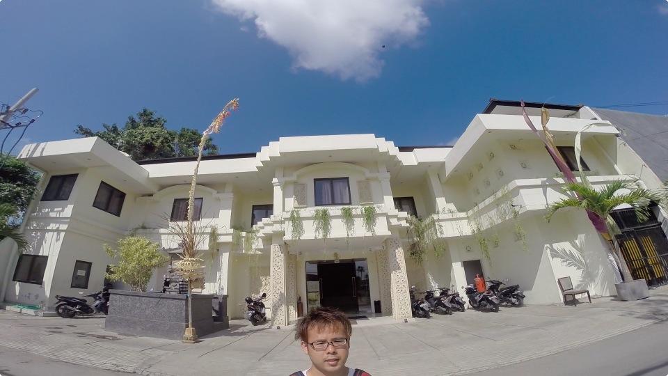 4日目 バリ島 Next Tuban Hotelに到着