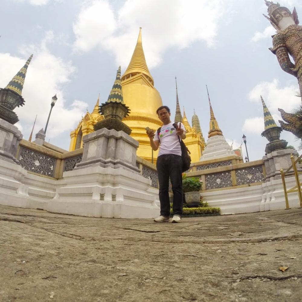 王宮、MBKでショッピング@タイ、バンコク