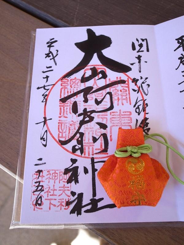 都内から丹沢・大山フリーパスを使って大山(おおやま)へ登山へ行きました