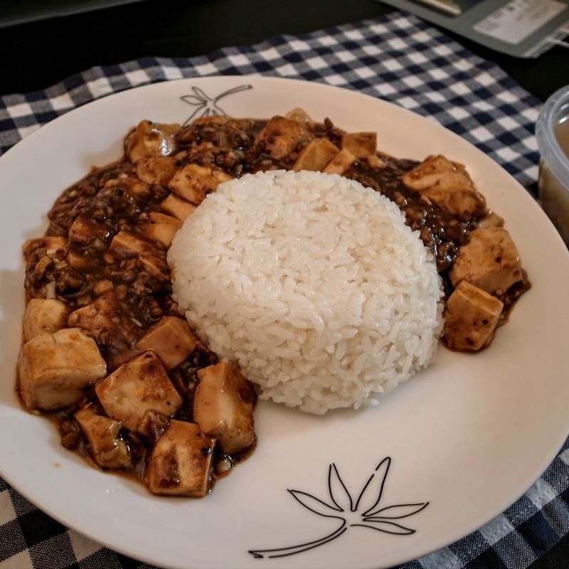 CookDoで麻婆豆腐を作りました!
