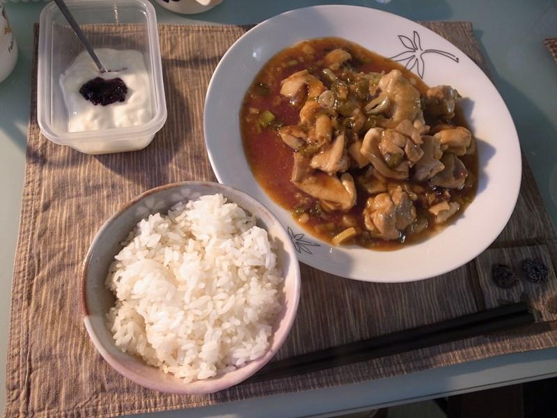 CookDoでガリバタ鶏を作りました!