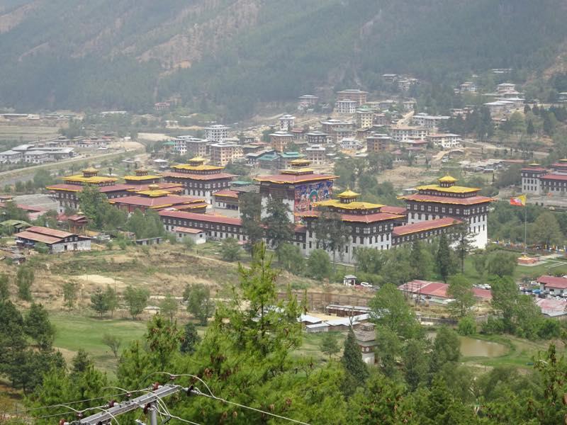 ブータン、首都ディンプーを観光!! その2