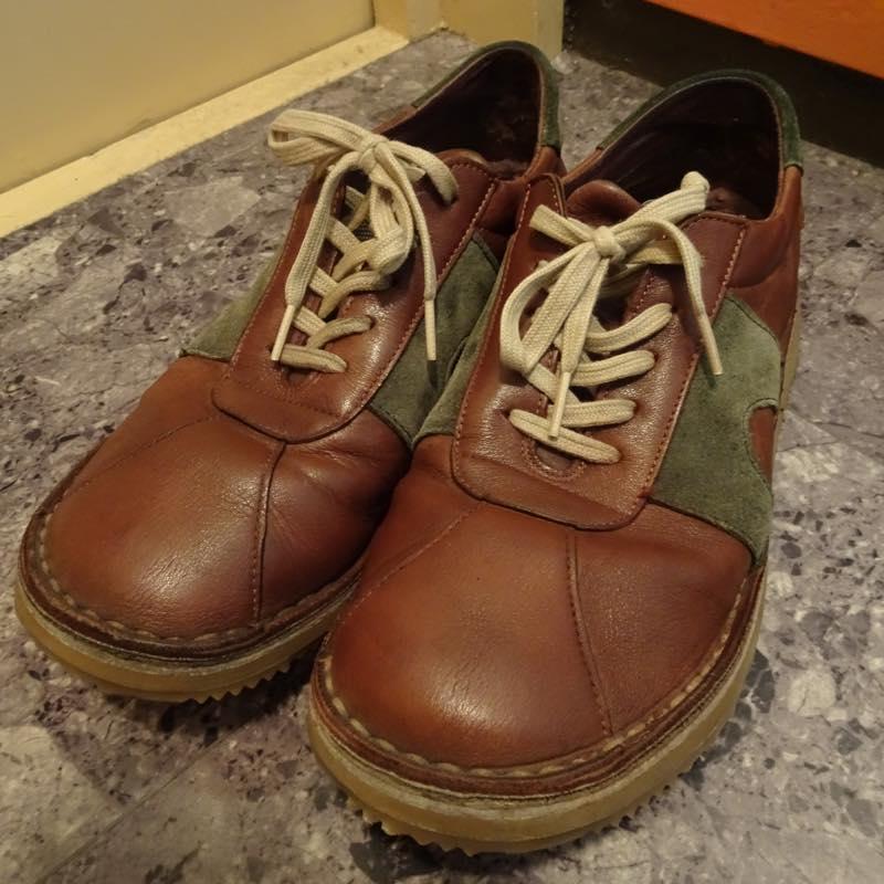 お気に入り!! カンペールの靴を再度リペアしました!