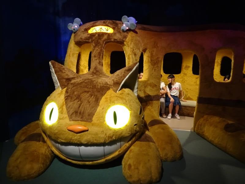 ジブリの大博覧会へ行ってきました@六本木ヒルズ展望台