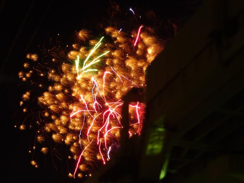 今年初めての花火大会へ@隅田川花火大会2016