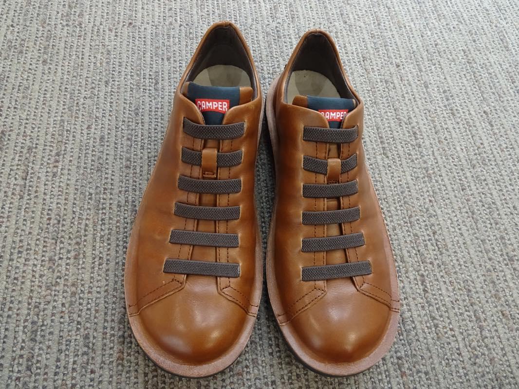 CAMPERの靴を6年ぶりに新調!!<br/>パルコ優待券の大丸松坂屋で使えるお買い物券を初めて使いました。