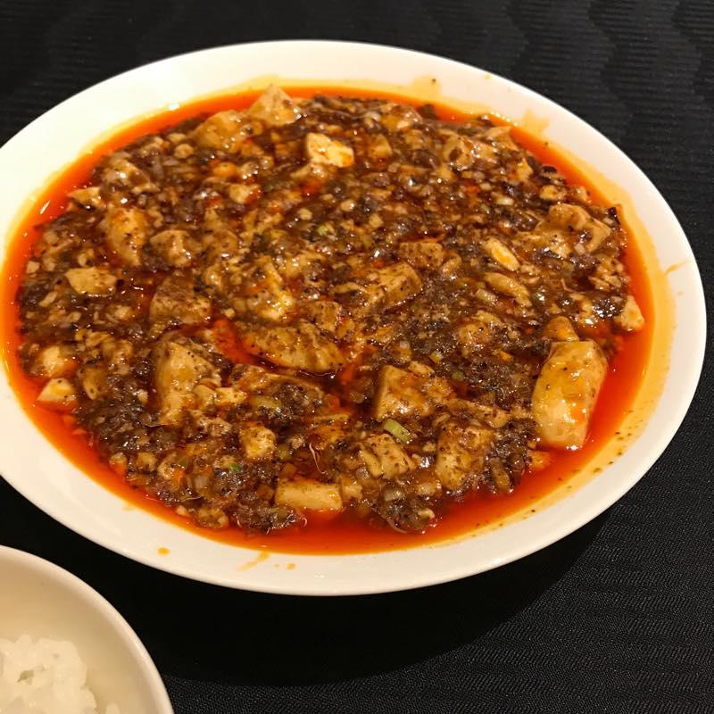 【お礼ランチ】中国料理「陳」へ@渋谷セルリアンタワー