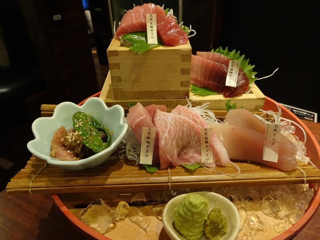 「ニッポンまぐろ漁業団」でまぐろ尽くしディナー、ワタミ新業態のお店