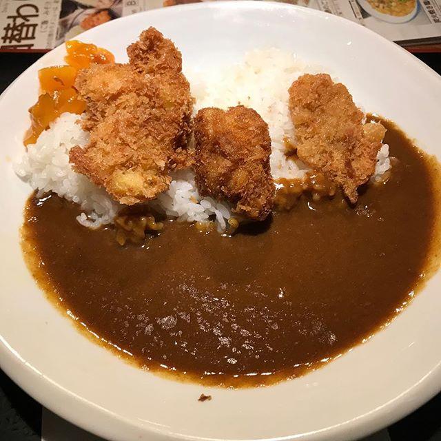 【優待ランチ】チキンカツカレーを頂きました!!@テング酒場 渋谷 テンアライド
