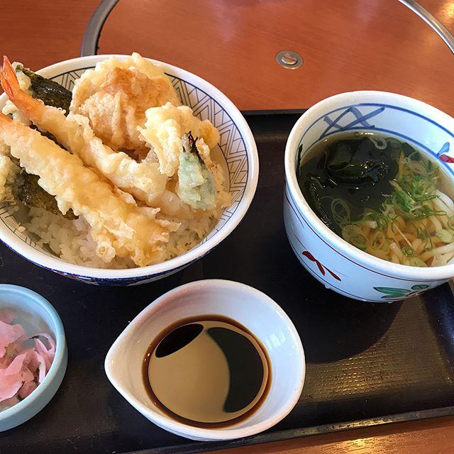 東京に帰る前に和食のさとで家族3人で優待ランチ