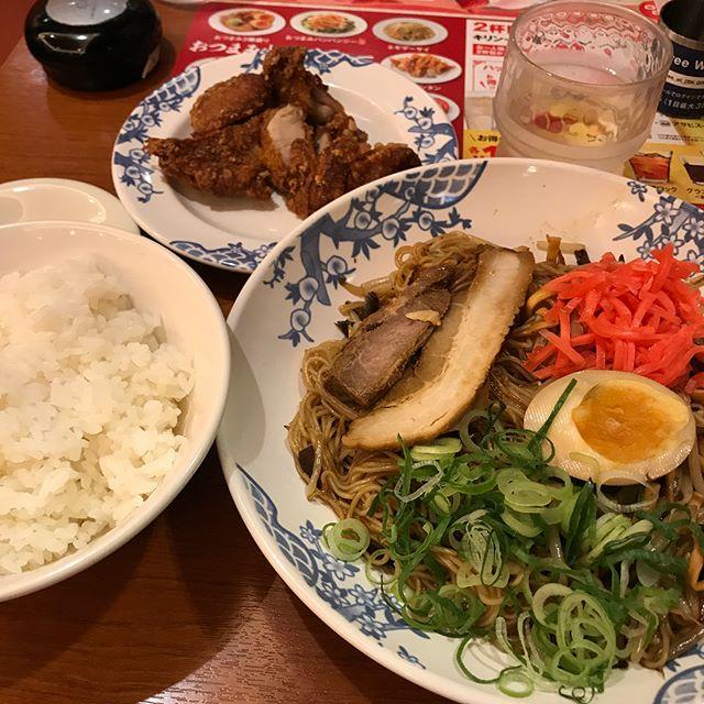【優待ディナー】東京へ来て初めてのバーミヤンへ