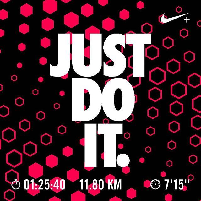 【Just Do It.】平日の運動量を補填するためのランニング!!@2018/05/19