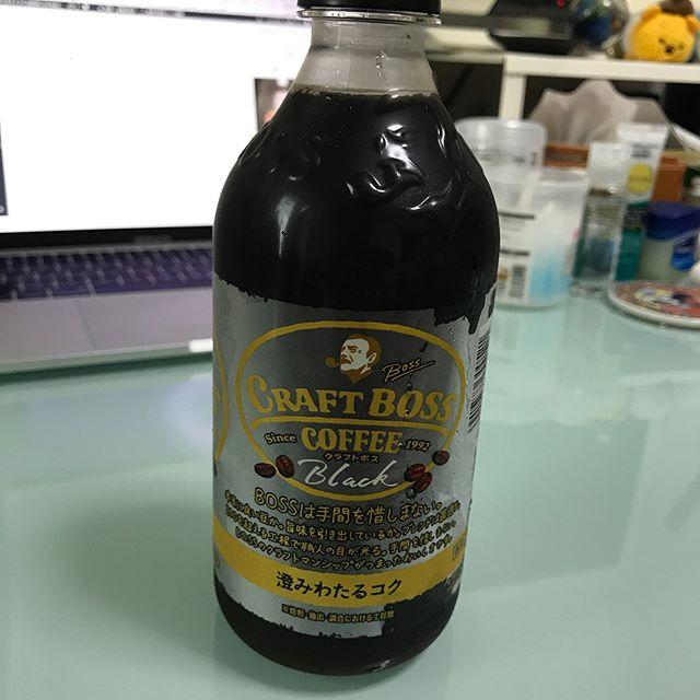 【当選️!!】LINE懸賞 10万人に当たる「サントリー クラフトボス 澄みわたる ブラック」ゲット️!!