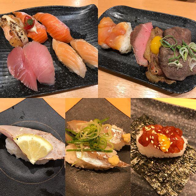 【優待ディナー】アトレ川崎内にある「かっぱ寿司」へ