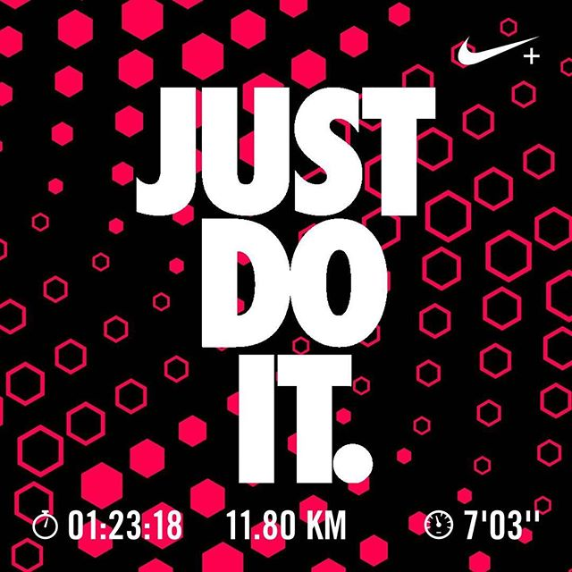 【Just Do It.】平日の運動量を補填するためのランニング!!@2018/06/23
