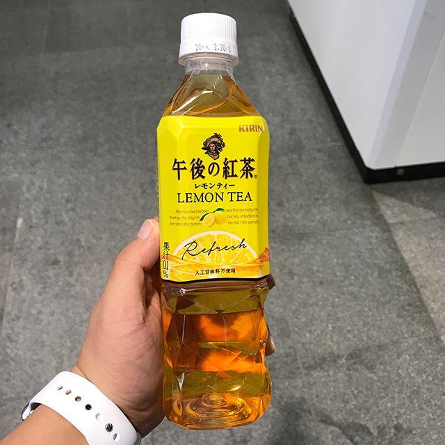 【東急アプリ】グッチョイクーポン 7月1日から【キリン午後の紅茶レモンティ】を頂けます!!