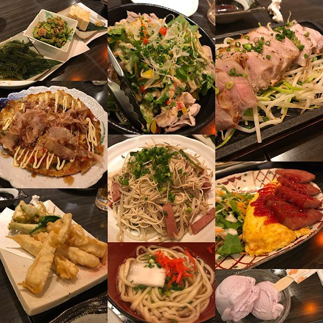 会社のプロジェクト懇親会「沖縄料理58」へ@ジェイグループホールディングス