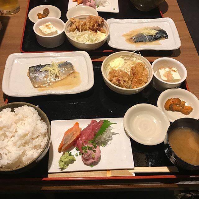 【優待ランチ】いろいろいろは定食を頂く@いろはにほへと コロワイド