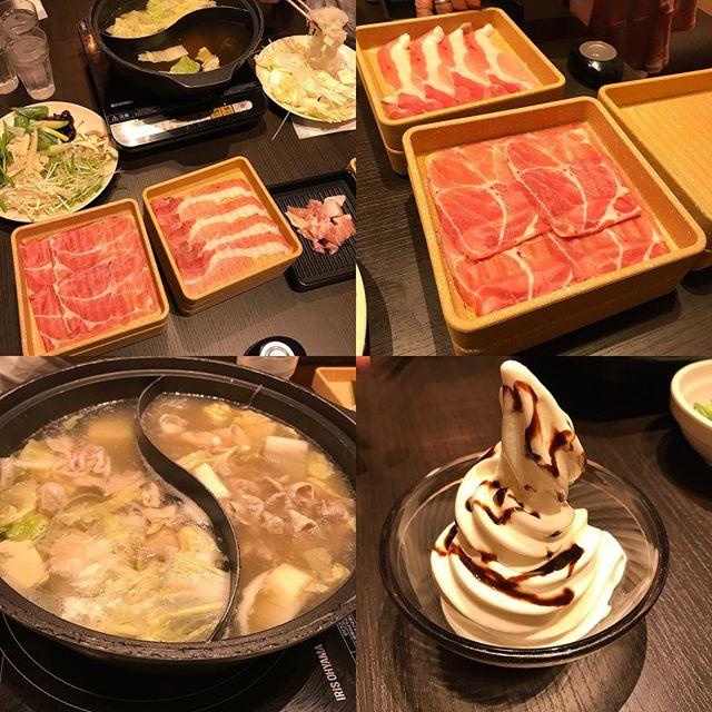 【優待ディナー】しゃぶ葉 へ初訪問@すかいらーく